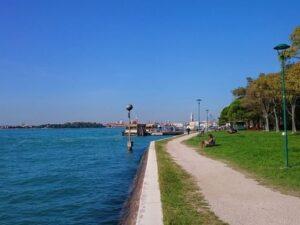 義大利威尼斯 Venice 城堡區 Sestiere Castello 必玩 - Parco delle Rimembranze 里姆布蘭茲公園