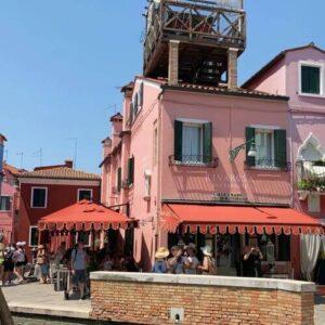 義大利威尼斯 Venice 布拉諾島 Isola di Burano 必吃 - Riva Rosa