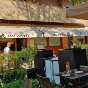 義大利威尼斯 Venice 麗都島 Isola di Lido (= Lido di Venezi) 必吃 - Ristorante Pizzeria Ai Do Mati