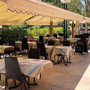 義大利威尼斯 Venice 麗都島 Isola di Lido (= Lido di Venezi) 必吃 - Ristorante Pizzeria alla Botte