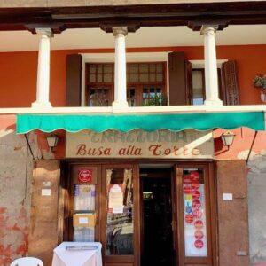 義大利威尼斯 Venice 穆拉諾島 Isola di Murano 必吃 - Trattoria Busa alla Torre