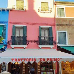 """義大利威尼斯 Venice 布拉諾島 Isola di Burano 必吃 - Trattoria """"da Primo"""""""