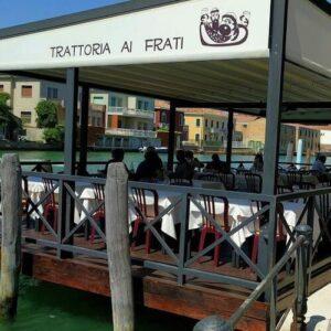 義大利威尼斯 Venice 穆拉諾島 Isola di Murano 必吃 - Trattoria Ai Frati