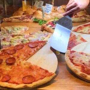 義大利威尼斯 Venice 麗都島 Isola di Lido (= Lido di Venezi) 必吃 - Punto Pizza da Maury
