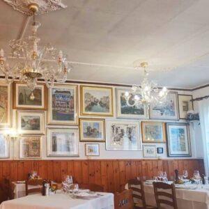 義大利威尼斯 Venice 布拉諾島 Isola di Burano 必吃 - Trattoria Al Gatto Nero