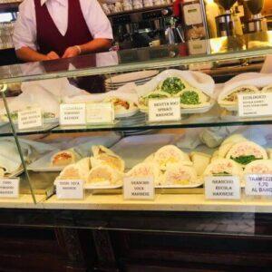 義大利威尼斯 Venice 多爾索杜羅區 Sestiere Dorsoduro 必吃 - Bar Alla Toletta