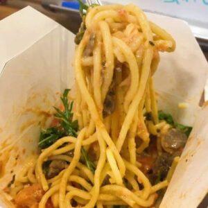 義大利威尼斯 Venice 城堡區 Sestiere Castello 必吃 - Pasta & Pasta