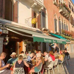 義大利威尼斯 Venice 卡納雷吉歐區 Sestiere Cannaregio 必吃 - Trattoria Bar Pontini