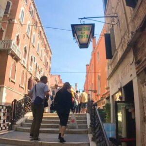 義大利威尼斯 Venice 城堡區 Sestiere Castello 必吃 - Trattoria alla Rivetta