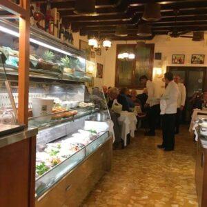 義大利威尼斯 Venice 聖保羅區 Sestiere San Polo 必吃 - Trattoria alla Madonna