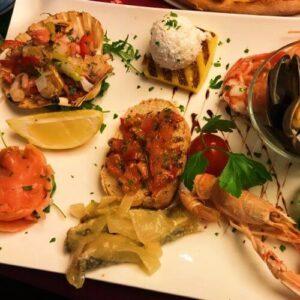 義大利威尼斯 Venice 聖十字區 Sestiere Santa Croce 必吃 - Ristorante Pizzeria Dolfin