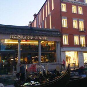 義大利威尼斯 Venice 聖馬可區 Sestiere San Marco 必吃 - Hard Rock Cafe