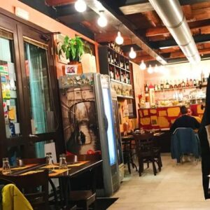 """義大利威尼斯 Venice 聖十字區 Sestiere Santa Croce 必吃 - Ristorante Pizzeria """"Al Bacco Felice"""""""