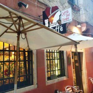 義大利威尼斯 Venice 聖保羅區 Sestiere San Polo 必吃 - Caffè del Doge
