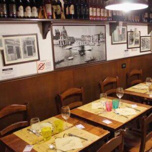 義大利威尼斯 Venice 聖馬可區 Sestiere San Marco 必吃 - Trattoria Al Gazzettino