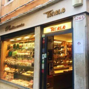 義大利威尼斯 Venice 聖保羅區 Sestiere San Polo 必吃 - Pasticceria Tonolo