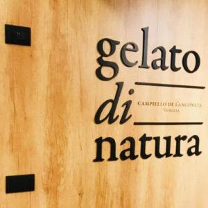 義大利威尼斯 Venice 聖十字區 Sestiere Santa Croce 必吃 - Gelato di Natura