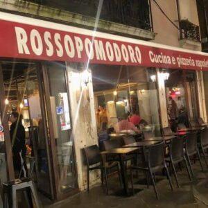 義大利威尼斯 Venice 聖馬可區 Sestiere San Marco 必吃 - Rossopomodoro Venezia
