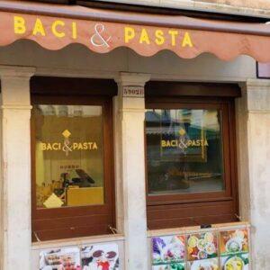 義大利威尼斯 Venice 城堡區 Sestiere Castello 必吃 - Baci & Pasta