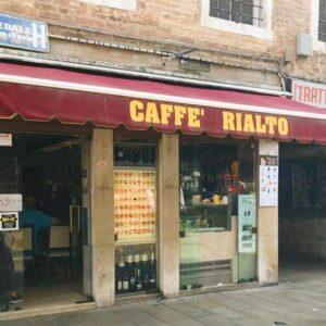 義大利威尼斯 Venice 聖馬可區 Sestiere San Marco 必吃 - Caffè Rialto
