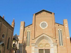 義大利威尼斯 Verona 維羅納 必玩 - Basilica di Santa Anastasia 聖亞納大教堂