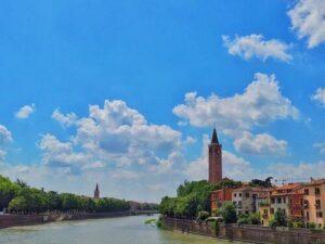義大利威尼斯 Verona 維羅納 必玩 - Ponte Pietra 佩雅托橋