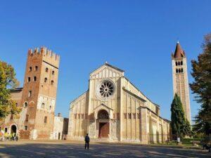 義大利威尼斯 Verona 維羅納 必玩 - Basilica di San Zeno Maggiore 聖柴諾聖殿