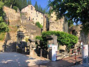 義大利威尼斯 Verona 維羅納 必玩 - Museo Archeologico al Teatro Romano 維羅納羅馬劇場