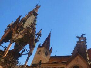 義大利威尼斯 Verona 維羅納 必玩 - Arche Scaligere 斯卡利格陵墓