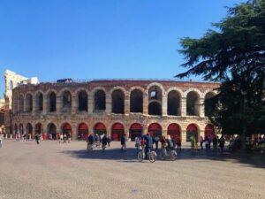 義大利威尼斯 Verona 維羅納 必玩 - Arena di Verona 維羅納圓形競技場