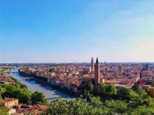 義大利威尼斯 Verona 維羅納 必玩 - Castel San Pietro 聖彼得城堡