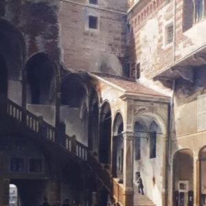 義大利威尼斯 Verona 維羅納 必玩 - Galleria d'Arte Moderna Achille Forti 阿基里·福蒂現代美術館