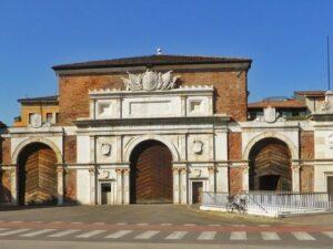 義大利威尼斯 Verona 維羅納 必玩 - Porta Vescovo 韋斯科沃門
