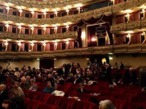 義大利威尼斯 Verona 維羅納 必玩 - Teatro Filarmonico 菲拉莫尼科劇院