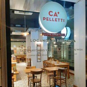 義大利威尼斯 Padova (Padua) 帕多瓦 (巴都亞) 必吃 - Ca' Pelletti Locanda di Romagna
