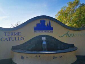 義大利威尼斯 錫爾苗內 = 西爾苗內 = 西米歐尼 Sirmione (威尼斯語 Sirmion) 必玩 - Aquaria Thermal SPA = Terme di Sirmione 溫泉會館