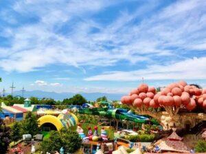 義大利威尼斯 Peschiera del Garda 佩斯基耶拉‧德爾‧加爾達 、 拉齊塞 Lazise必玩 - Gardaland Resort 加爾達雲霄樂園