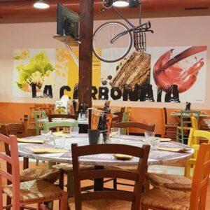 義大利威尼斯 Peschiera del Garda 佩斯基耶拉‧德爾‧加爾達 必吃 - La Carbonaia
