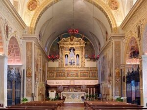 義大利威尼斯 Peschiera del Garda 佩斯基耶拉‧德爾‧加爾達 必玩 - Santuario della Madonna del Frassino 聖母瑪利亞·德爾·弗拉西諾聖所