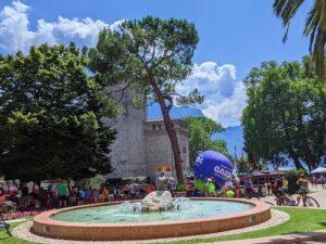 義大利威尼斯 里瓦∙德爾∙加爾達 Riva del Garda 必玩 - Rocca 羅卡城堡