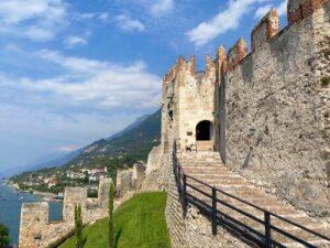 義大利威尼斯 馬爾切西內 Malcesine 必玩 - Castello Scaligero di Malcesine 斯卡利洛城堡