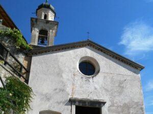 義大利威尼斯 利莫內·蘇爾·加爾達 Limone sul Garda 必玩 - Chiesa di San Rocco 聖羅科教堂