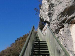 義大利威尼斯 納戈-托爾博萊 Nago–Torbole 必玩 - Sentiero Forestale Busatte - Tempesta 森林步道