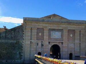 義大利威尼斯 Peschiera del Garda 佩斯基耶拉‧德爾‧加爾達 必玩 - Porta Verona 維羅納門