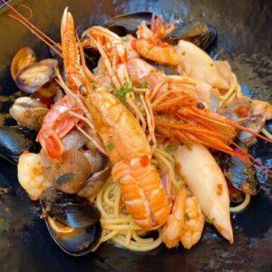 義大利威尼斯 錫爾苗內 = 西爾苗內 = 西米歐尼 Sirmione (威尼斯語 Sirmion) 必吃 - Viandante