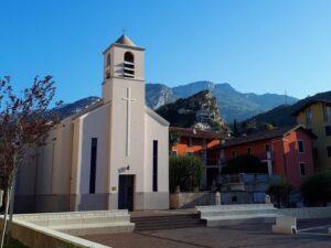 義大利威尼斯 納戈-托爾博萊 Nago–Torbole 必玩 - Chiesa di Santa Maria al Lago 湖岸聖瑪麗亞教堂