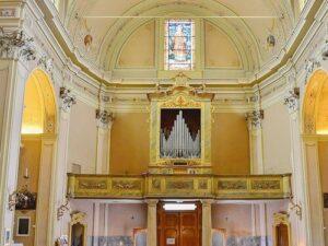 義大利威尼斯 馬爾切西內 Malcesine 必玩 - Parrocchia di Santo Stefano 聖斯特凡諾教堂