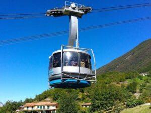 義大利威尼斯 馬爾切西內 Malcesine 必玩 - Funivia Malcesine - Monte Baldo 登山纜車