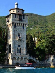 義大利威尼斯 加爾多內∙里維耶拉 Gardone Riviera 必玩 - La Torre di San Marco = Torre Ruhland 聖馬可塔