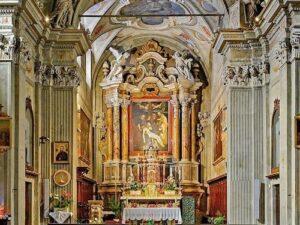 義大利威尼斯 利莫內·蘇爾·加爾達 Limone sul Garda 必玩 - Chiesa di San Benedetto 聖貝內代托教堂